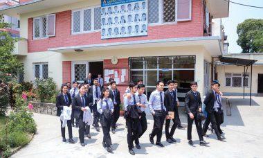 Advance Academy and Republica College Kumaripati Lalitpur